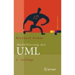 Bücher: Modellierung mit UML  von Bernhard Rumpe