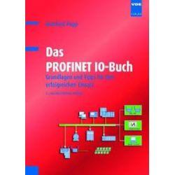 Bücher: Das Profinet Io-Buch  von Manfred Popp