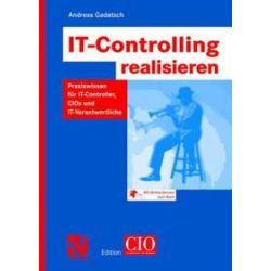 Bücher: IT-Controlling realisieren  von Andreas Gadatsch