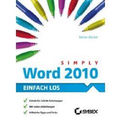 Bücher: Simply Word 2010  von Reiner Backer