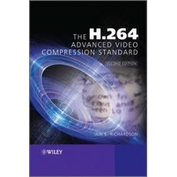Bücher: The H.264 Advanced Video Compression Standard  von Iain Richardson