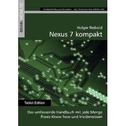 Bücher: Nexus 7 kompakt  von Helmut F. Reibold