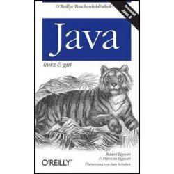 Bücher: Java - kurz & gut  von Patricia Liguori