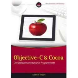 Bücher: Objective-C und Cocoa  von Andreas Oetjen