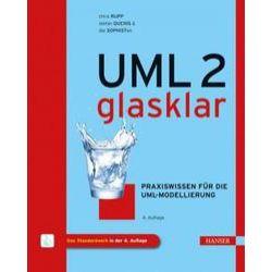 Bücher: UML 2 glasklar  von Stefan Queins, Chris Rupp