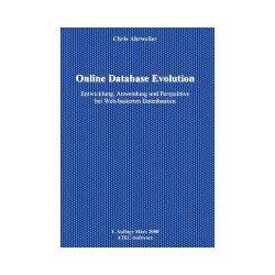 Bücher: Online Database Evolution  von Chris Ahrweiler