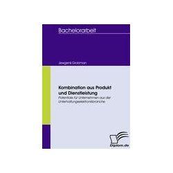 Bücher: Kombination aus Produkt und Dienstleistung  von Jewgenij Grobman