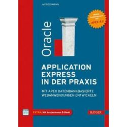 Bücher: Oracle Application Express in der Praxis  von Ralf Beckmann
