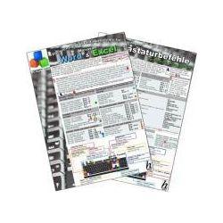 Bücher: Die wichtigsten Tastaturbefehle für Microsoft Word & Excel ® / PC-Karten Set