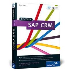 Bücher: Discover SAP CRM  von Srini Katta