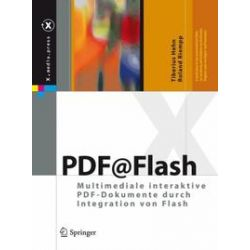 Bücher: PDF@Flash  von Roland Riempp, Tiberius Hehn