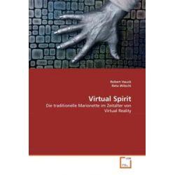 Bücher: Virtual Spirit  von Reto Witschi, Robert Hauck