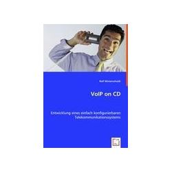 Bücher: Voip On Cd  von Rolf Winterscheidt