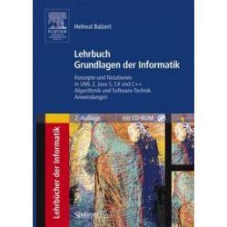 Bücher: Lehrbuch Grundlagen der Informatik  von Helmut Balzert