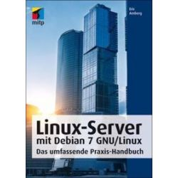Bücher: Linux Server mit Debian 7 GNU/Linux  von Eric Amberg