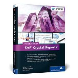 Bücher: Praxishandbuch SAP Crystal Reports  von Marielle Ehrmann, Dirk Fischer, Stefan Berends