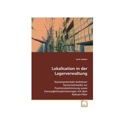 Bücher: Lokalisation in der Lagerverwaltung  von Sarah Spieker