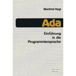 Bücher: Einführung in die Programmiersprache Ada  von Manfred Nagl