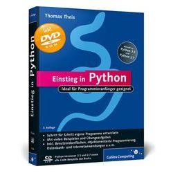Bücher: Einstieg in Python  von Thomas Theis