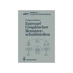 Bücher: Entwurf Graphischer Benutzerschnittstellen  von Wolfgang Hübner