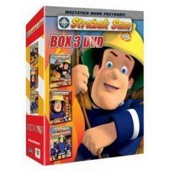 Box - Strażak Sam (DVD)