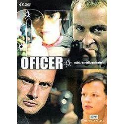 Oficer (4 płyty DVD) (DVD) - Maciej Dejczer