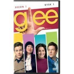 Glee. Sezon 1 - dysk 1 (DVD) - John Scott