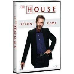 Dr House - sezon 8 (DVD)
