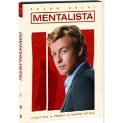 Mentalista, Sezon 2 (5 DVD) (DVD)