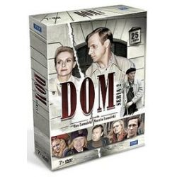 Dom - seria 2 (7 DVD) (DVD) - Marcin Łomicki, Jan Łomnicki