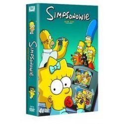 Simpsonowie - sezon 8 (DVD)