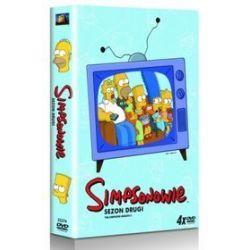 Simpsonowie - sezon 2 (DVD) - James Brooks, Matt Groening