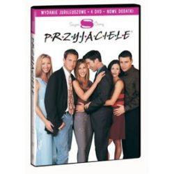 Przyjaciele: Edycja jubileuszowa - sezon 8 (4 DVD) (DVD)