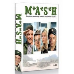 M.A.S.H. - sezon 2 (DVD) - Joshua Shelley, David Ogden Stiers