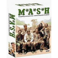 M.A.S.H. - sezon 1 (DVD) - Joshua Shelley, David Ogden Stiers