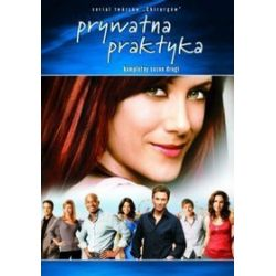 Prywatna praktyka. Sezon 2 (DVD) - Mark Tinker, Tom Verica