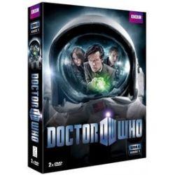 Doktor Who - seria 6, część 1 (odc. 1-7) (DVD)