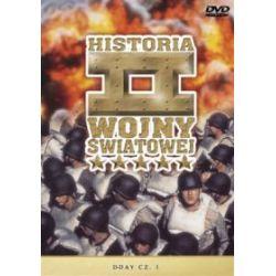 Historia II Wojny Światowej - D-DAY cz.I (DVD)