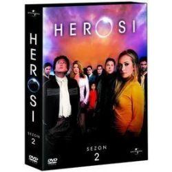 Herosi - sezon 2 (DVD) - Allan Arkush, Greg Beeman, Paul A. Edwards