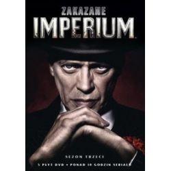 Zakazane Imperium, Sezon 3 (5 DVD) (DVD) - Allen Coulter, Jeremy Podeswa