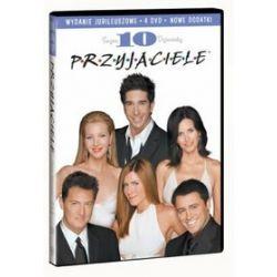 Przyjaciele: Edycja jubileuszowa - sezon 10 (4 DVD) (DVD) - David Crane