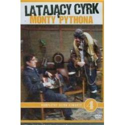 Latający cyrk Monty Pythona sezon 4 (DVD)