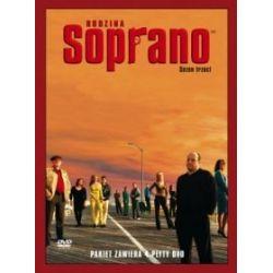 Rodzina Soprano, sezon 3 (4 DVD) (DVD) - Daniel Attaias, Jack Bender