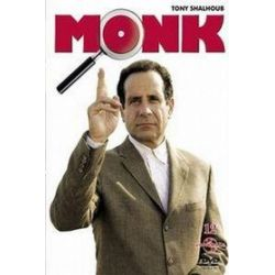 Detektyw Monk - Monk jedzie do Meksyku (DVD) - Ron Underwood