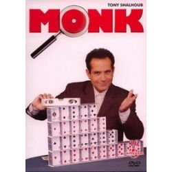 Detektyw Monk - Monk i bardzo, bardzo stary człowiek (DVD) - Ron Underwood