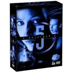 Z archiwum X - sezon 5 (DVD) - Rob Bowman, David Nutter, Daniel Sackheim