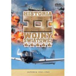 Historia II Wojny Światowej - Japonia 1941-1945 (DVD)