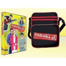 Rodzinka.pl - sezon 3 +torba (DVD) - Karol Klementewicz, Patrick Yoka