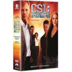 CSI: Kryminalne Zagadki Miami - sezon 1 (DVD) - Joe Chappelle, Sam Hill
