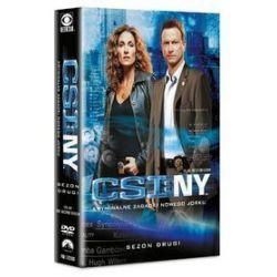 CSI: Kryminalne zagadki Nowego Jorku - sezon 2 (DVD) - Emilio Estevez, Deran Serafin